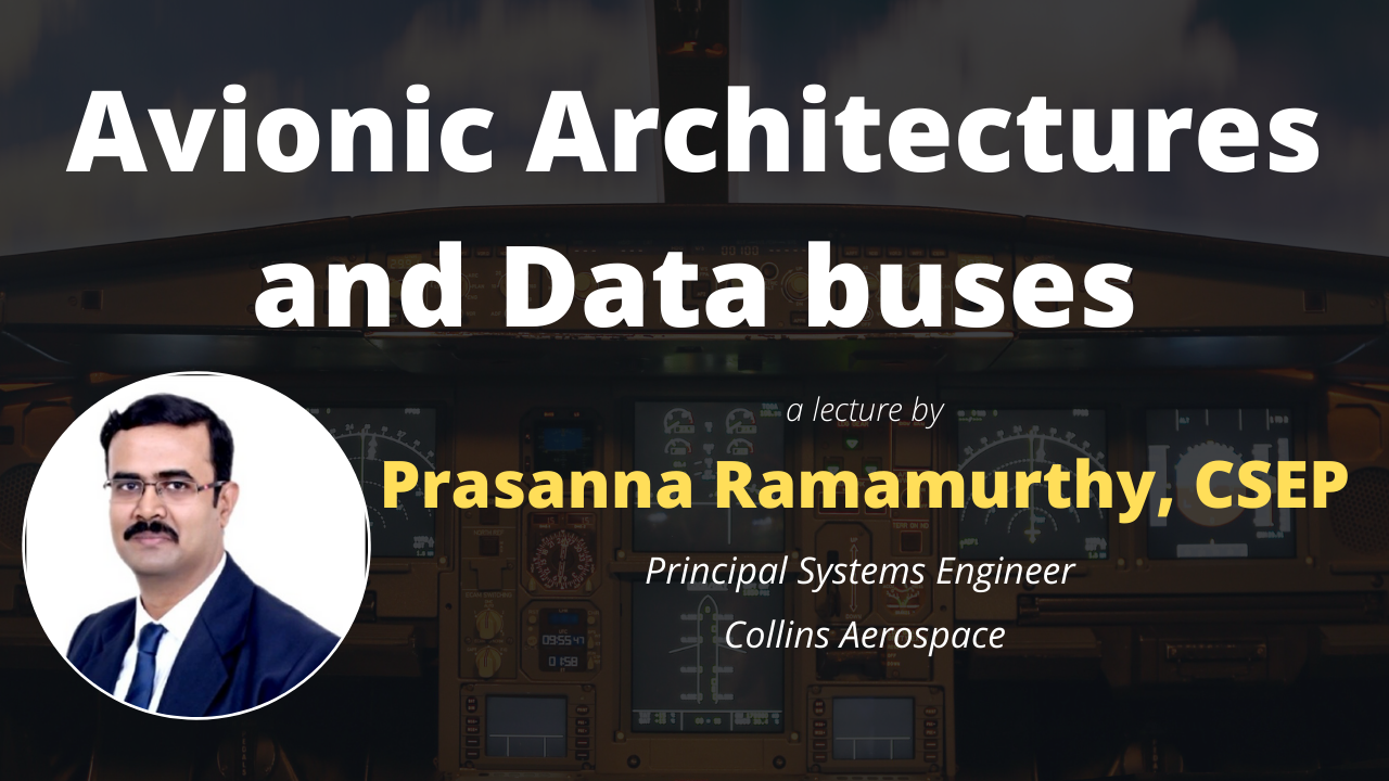 Avionic Architecture and Data Buses