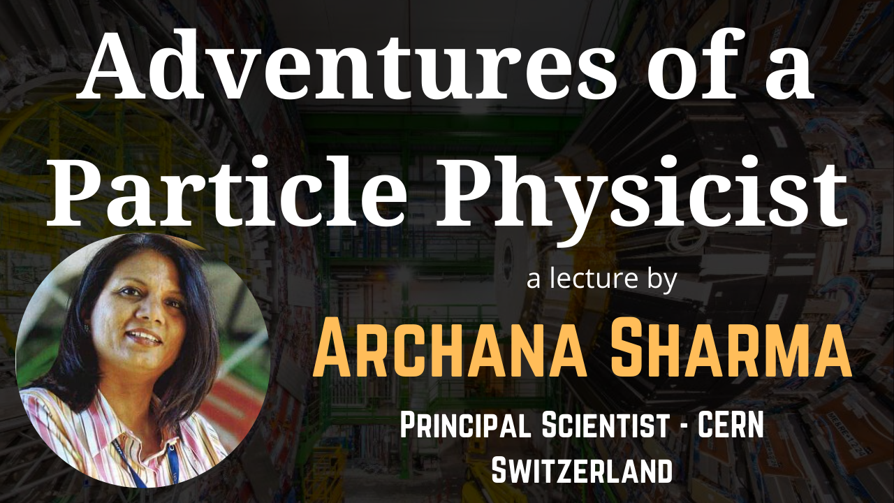 Adventures of Particle Physicist