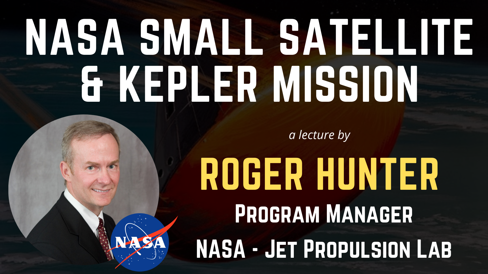 NASA small satellites and Kepler mission