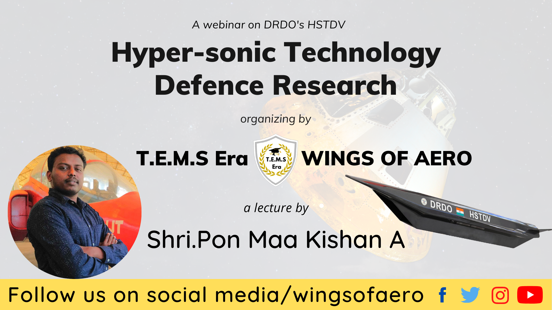 Hypersonic Technology - Defence Research