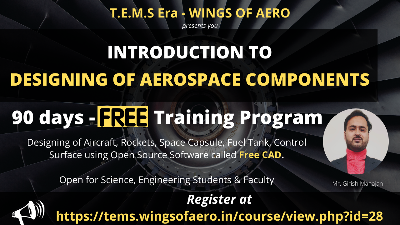 Introduction to Designing of Aerospace Components