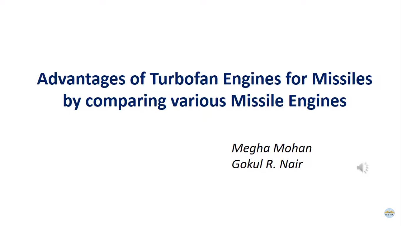 Advantage of Turbofan Engines for Missiles