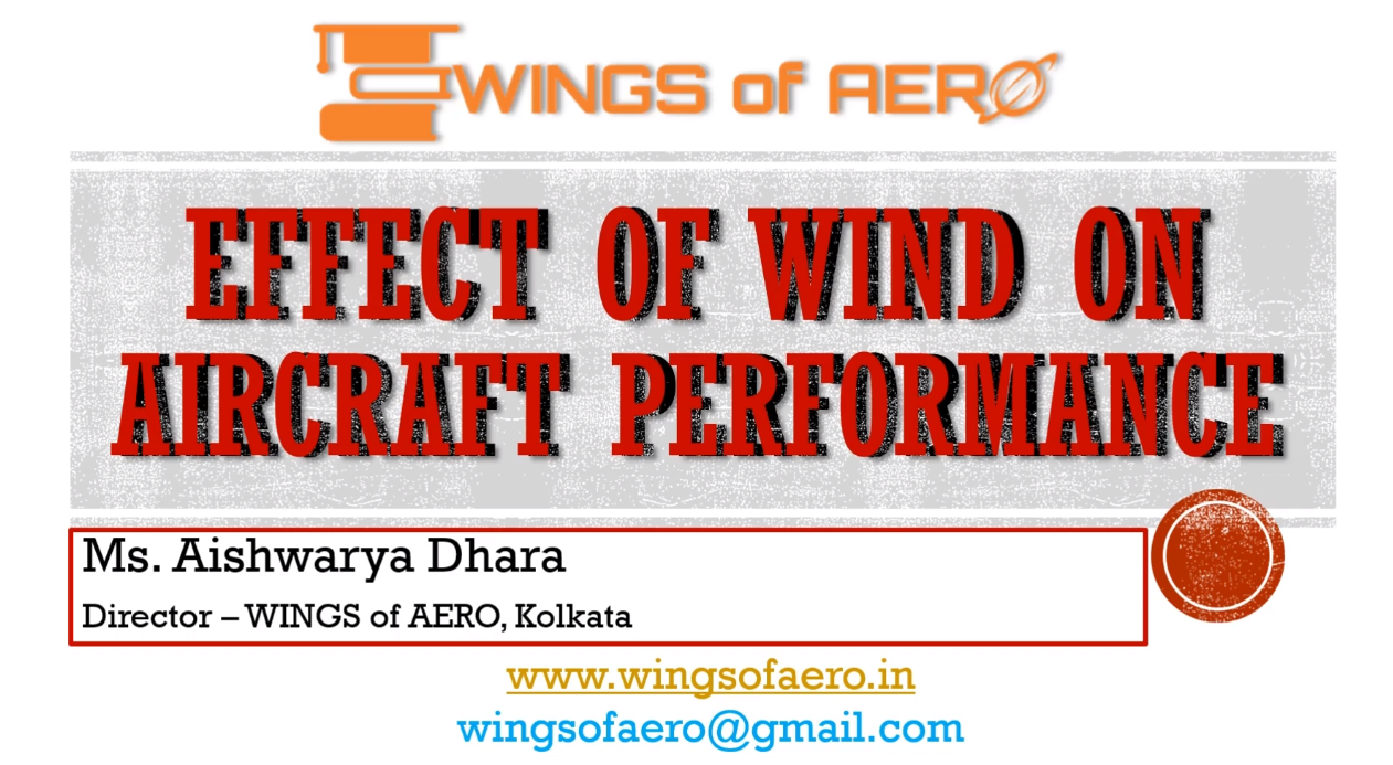 Effect of Wind on Aircraft Performance