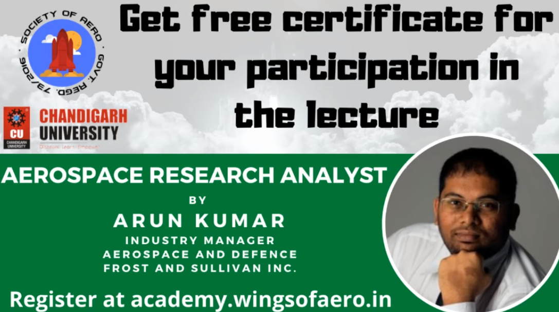 How to become an Aerospace Research Analyst?