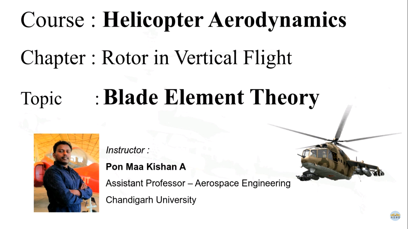 Blade Element Theory for Helicopter Vertical Flight