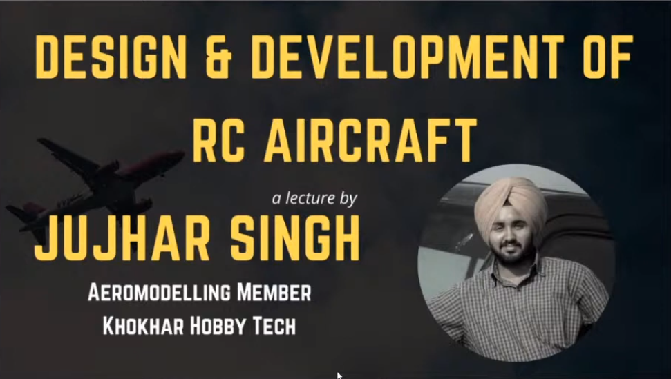 Design and Development of RC Aircraft