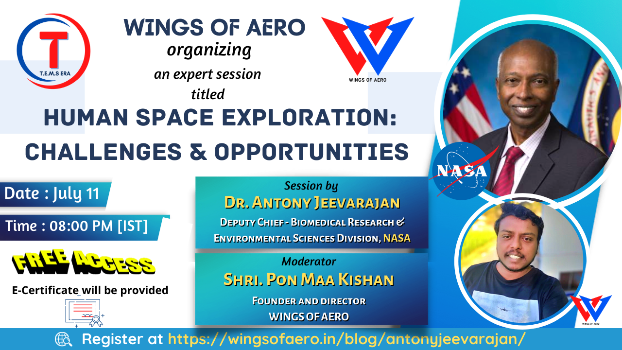 Human Space Exploration: Challenges & Opportunities