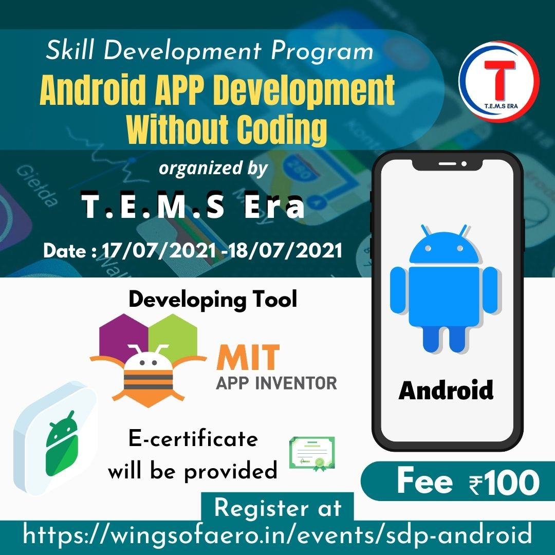 Android App Development without Coding